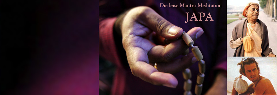 Japa – Die leise Mantra-Meditation